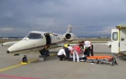 GUJARAT TO LILAVATI HOSPITAL - AIR AMBULANCE TRANSFER - MEDICAL FLIGHT