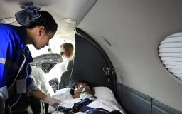 Aeromedical Services in China