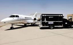 Aircraft for Medical transportation services in India