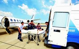 Aircraft for Medical transportation services in Singapore