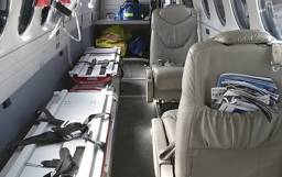 Aircraft for Medical transportation services in the Philippines 2
