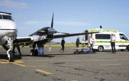 Air ambulance services in South Africa