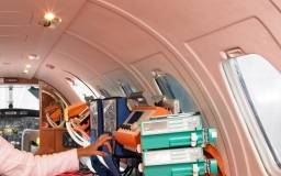 AIR AMBULANCE TRANSPORTATION V/S GROUND AMBULANCE TRANSPORTATION. A STUDY