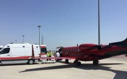 Air Ambulance services in Afganistan