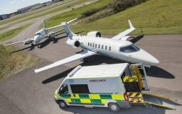 Air Ambulance services in Bangladesh