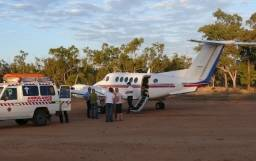 Medical flights services in South Africa